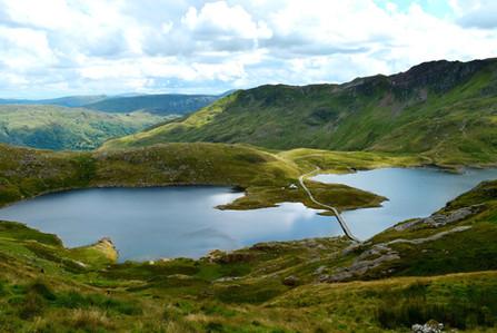 Wales: Snowdonia, Brecon Beacons, Pembrokeshire, Cardiff.