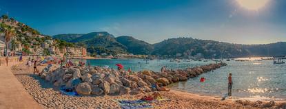Balearic Islands: Majorca, Minorca, Ibiza.