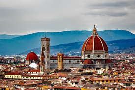 Italy: Florence, Rome, Sardinia, Puglia.