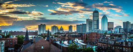 USA: Boston.