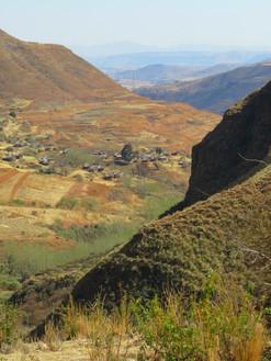 Lesotho: Afriski, Letseng.