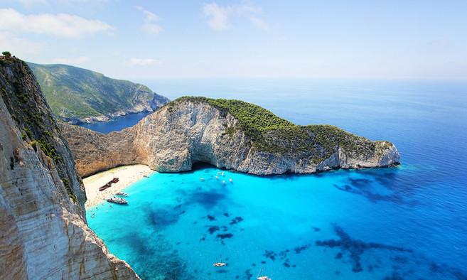 Greece: Zante & Zakynthos.
