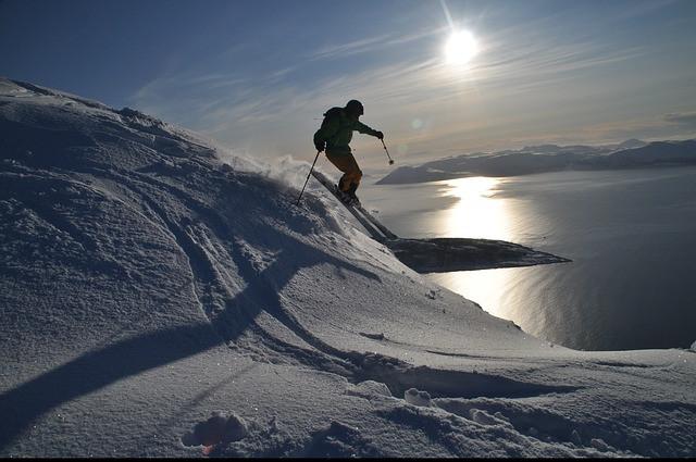 Norway Skiing.
