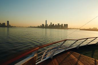 Cruising: Holland America, QE2, P&O, Fred Olsen & RCCL.