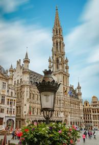 Belgium: Ostend, Brussels & Bruges.