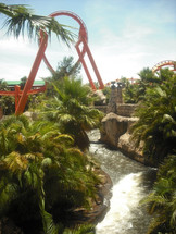 South Africa: Gold Reef City.