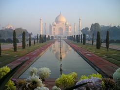 India: Delhi, Agra, Gwalior, Khajuraho, Varanasi and the Ganges.