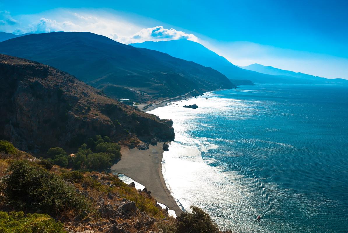 Crete: Elounda.