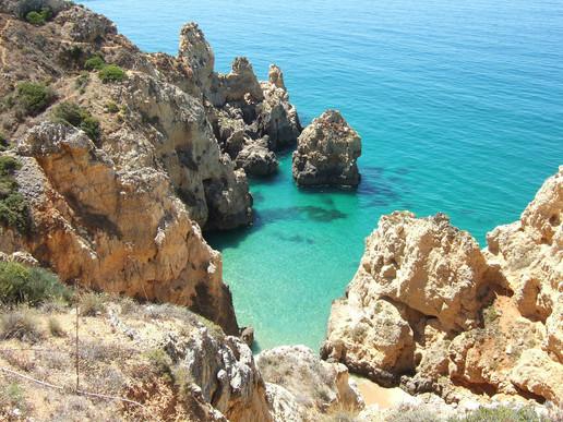 Portugal: Algarve & Lisbon.