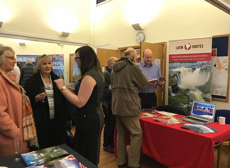 The OBT Luxury Travel Fayre 2017!
