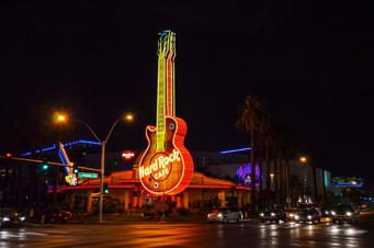 USA: Las Vegas.