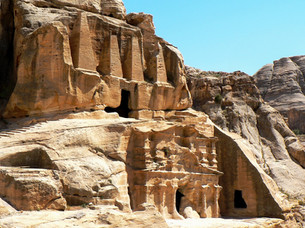 Jordan: Amman, Dead Sea, Petra
