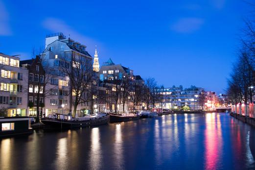 Netherlands: Amsterdam, Maastricht, Volendam.