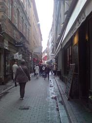 Sweden: Oslo.