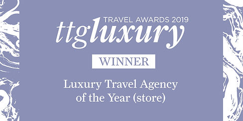 ttgluxury awards 2019 WINNER Luxury Trav