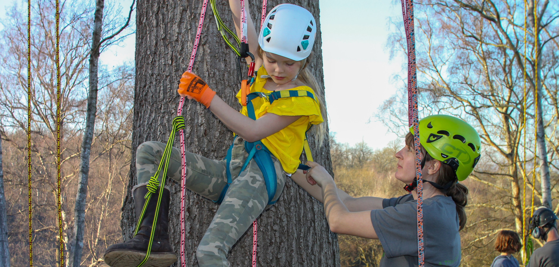 Canopy - Encouraging instructors