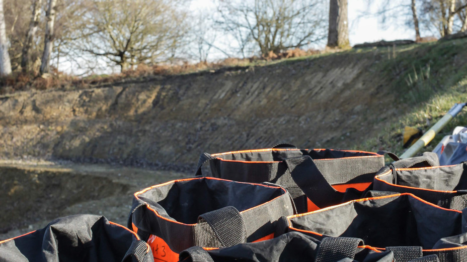 Canopy - rope bags