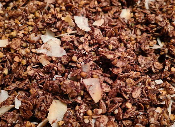 """Très Chocolat"" Granola"