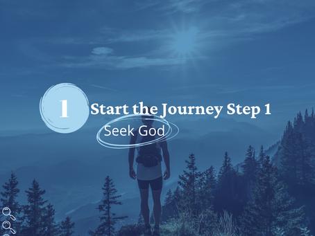Start the Journey Step 1
