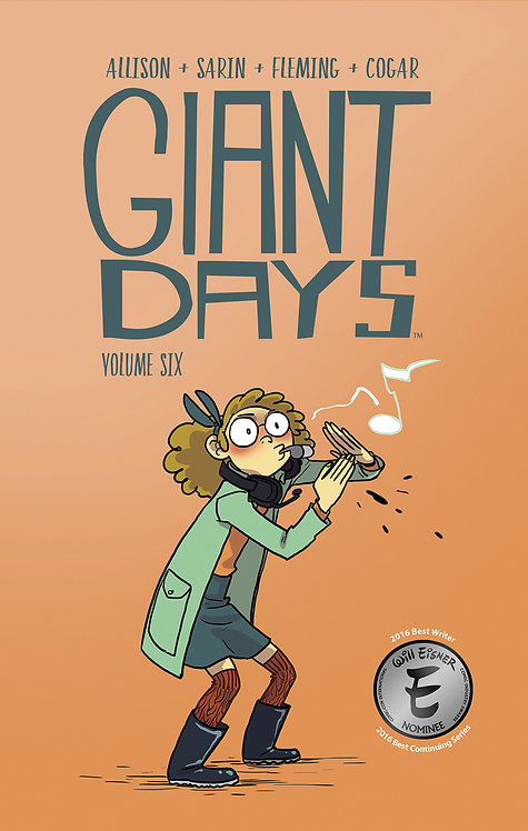 GIANT DAYS TP VOL 06