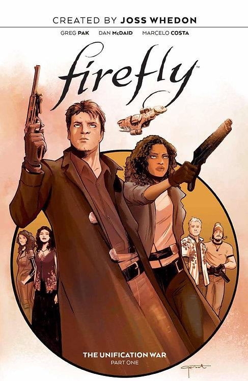 FIREFLY UNIFICATION WAR HC VOL 01