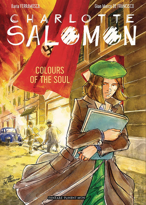 CHARLOTTE SALOMON COLORS OF THE SOUL GN