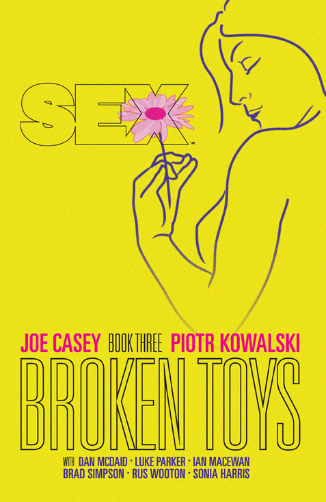 SEX TP VOL 03 BROKEN TOYS
