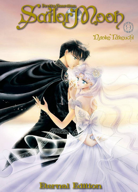 SAILOR MOON ETERNAL ED VOL 09