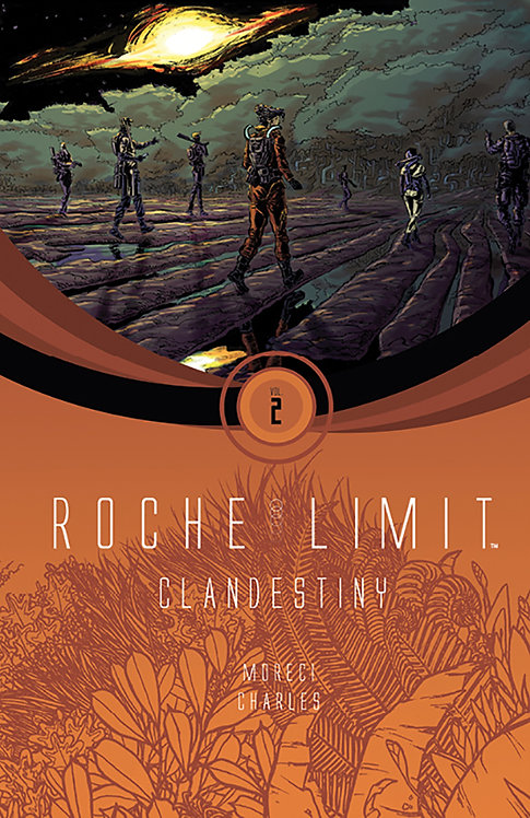 ROCHE LIMIT TP VOL 02 CLANDESTINY
