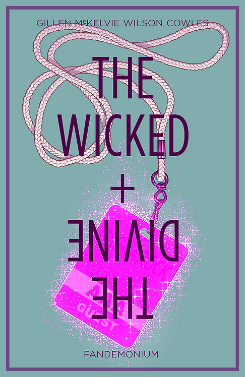 WICKED + THE DIVINE VOL 2 FANDEMONIUM TP