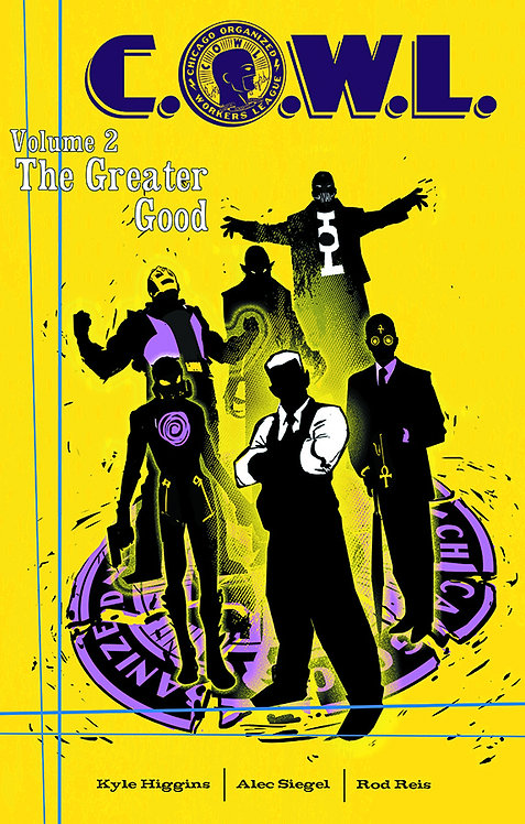 COWL TP VOL 02 THE GREATER GOOD