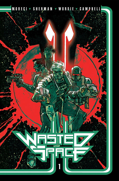 WASTED SPACE TP VOL 01