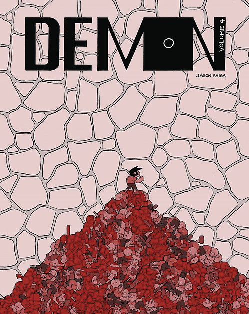 JASON SHIGA DEMON SC GN VOL 04