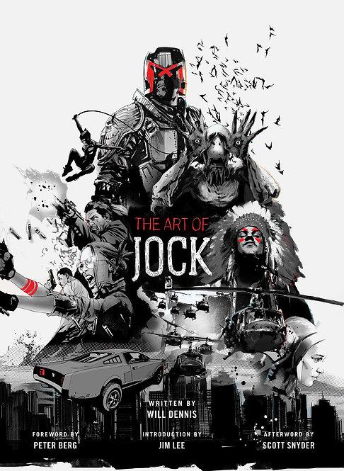ART OF JOCK HC