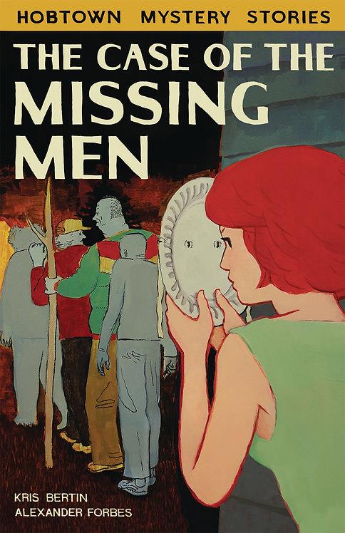 CASE OF THE MISSING MEN GN