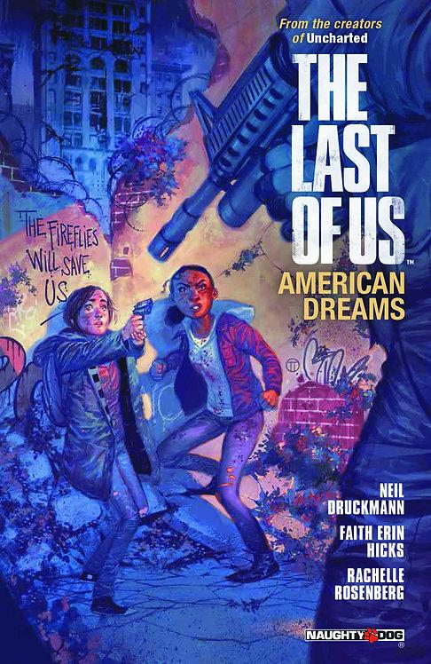 LAST OF US TP AMERICAN DREAMS