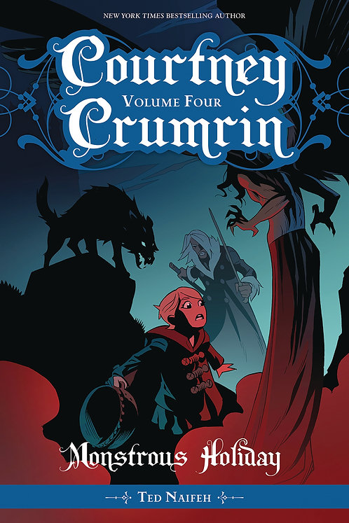 COURTNEY CRUMRIN TP VOL 04 MONSTROUS HOLIDAY