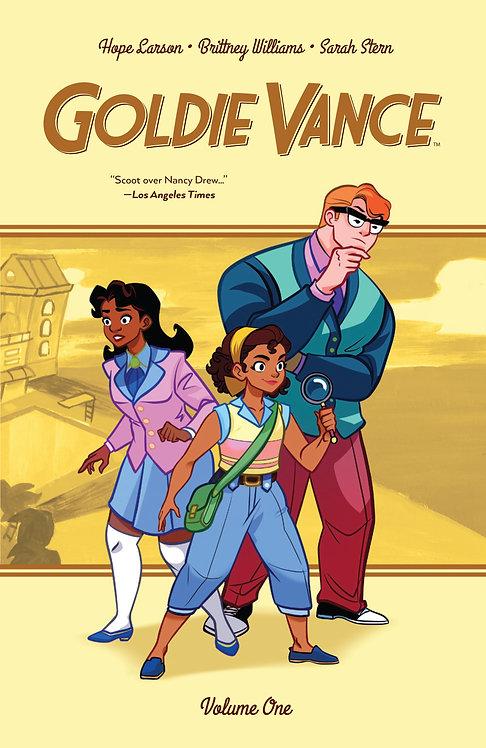 GOLDIE VANCE TP VOL 01