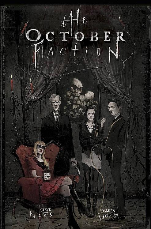 OCTOBER FACTION TP VOL 01