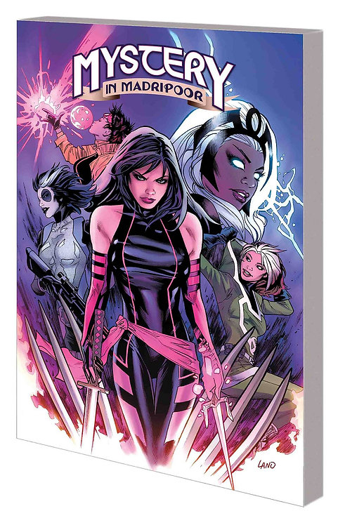 HUNT FOR WOLVERINE TP MYSTERY IN MADRIPOOR