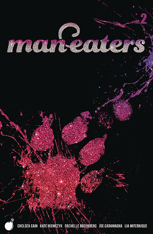 MAN-EATERS TP VOL 02