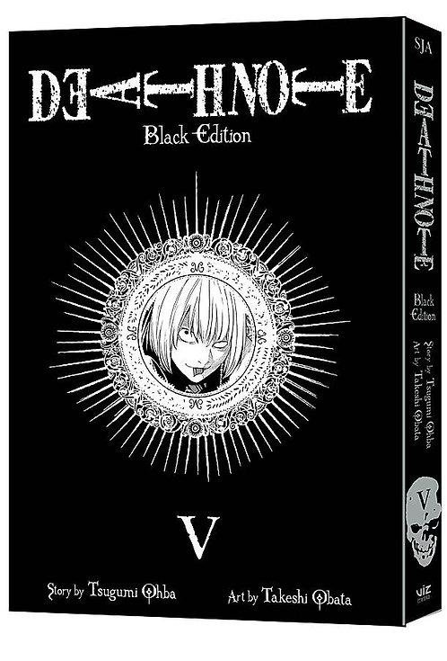 DEATH NOTE BLACK ED TP VOL 05