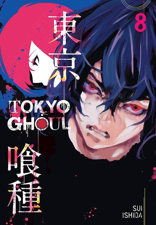 TOKYO GHOUL GN VOL 08