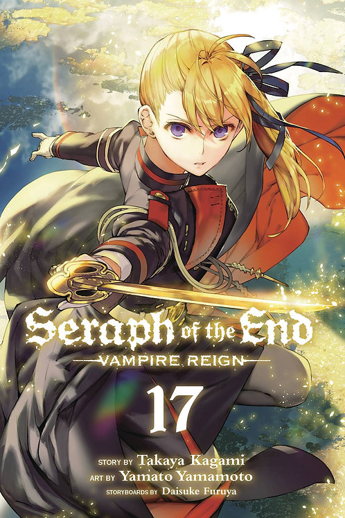 SERAPH OF END VAMPIRE REIGN GN VOL 17