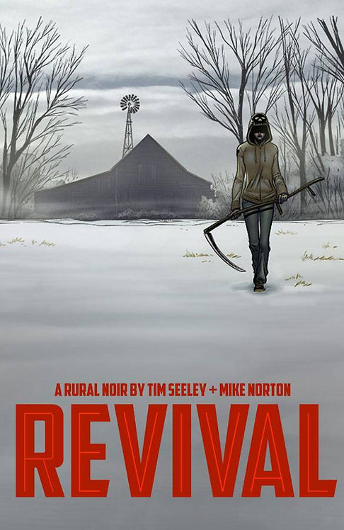 REVIVAL TP VOL 01 YOU'RE AMONG FRIENDS