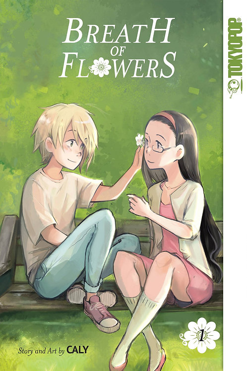 BREATH OF FLOWERS MANGA GN VOL 01