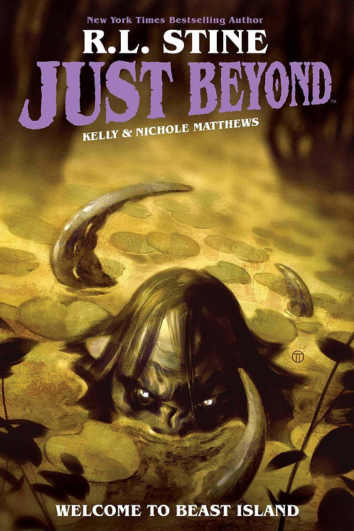 JUST BEYOND WELCOME TO BEAST ISLAND ORIGINAL GN