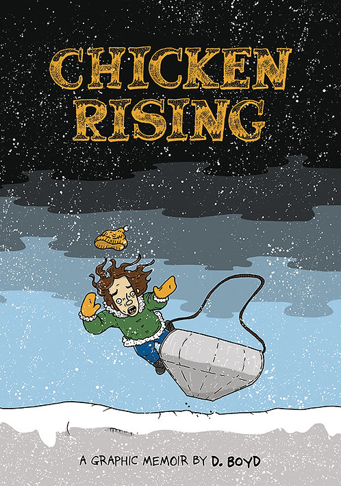 CHICKEN RISING GN