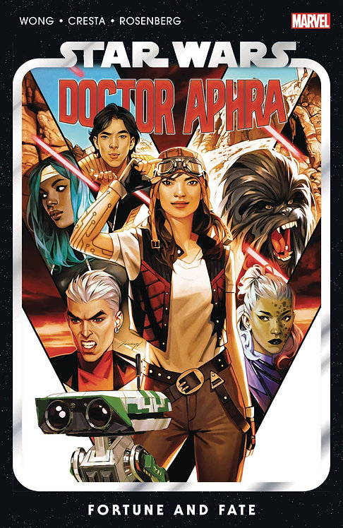 STAR WARS DOCTOR APHRA TP VOL 01 FORTUNE AND FATE