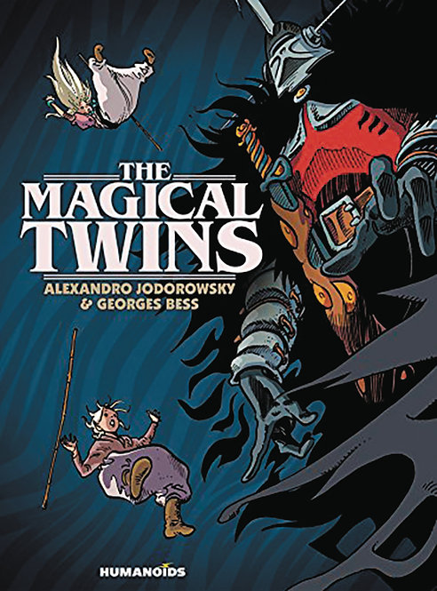 MAGICAL TWINS HC